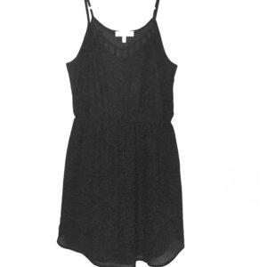 Monteau LA black dress